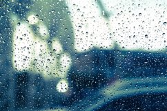 Rain Overlays, Photo Effect Rain, Rain Photo Overlays Product Image 4