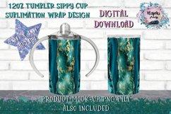20oz & 12oz  Sublimation Tumbler Wrap   Design Bundle Product Image 2