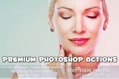 Premium Photoshop Actions Product Image 1