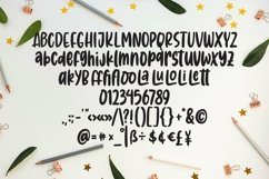 Web Font Loretta - Handrawn Font Product Image 5