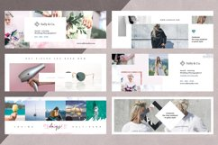 Canva - Marble Facebook Cover Pack Product Image 2