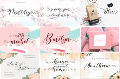 Mighty Font Bundle Product Image 5