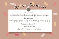 Brown Butter -Font Product Image 5
