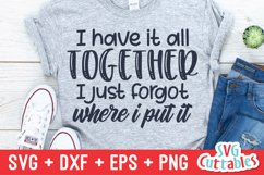 Sarcastic SVG Bundle | Funny SVG Cut Files | Shirt Bundle Product Image 10