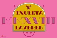 Txuleta Layered Fonts -3 styles- Product Image 2