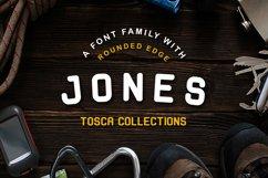 Jones Font Product Image 1