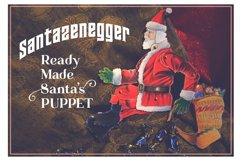 Xmas Santazenegger - Hand drawed Puppet Maker Product Image 1