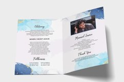 Funeral program template Product Image 2