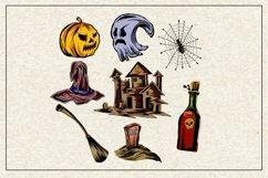 Halloween icon set bundles Product Image 2