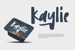 Web Font Bethagie - A New Cute Font Product Image 2