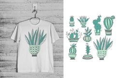 CACTUS and succulents design Product Image 4