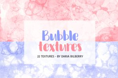 Bubble textures Product Image 1