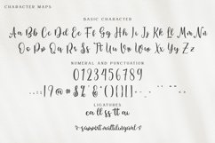 Brigtia Lovely Swash Font Product Image 4
