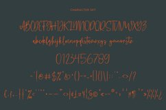 Whillys Script Font Product Image 6