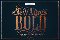 New Ayres Bold Product Image 1