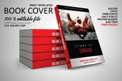 Story Book Cover Template Product Image 1