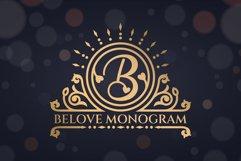 Belove Monogram Product Image 1