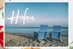 Alrogty | Modern Script Font Product Image 5