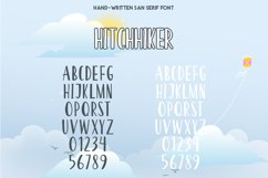 Hitchhiker Font Product Image 3