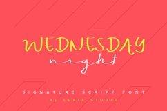 WEDNESDAY night Product Image 2