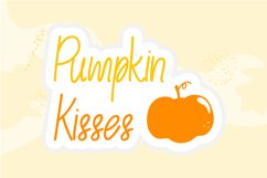 Autumn Days | Fall Themed Handwritten Font Product Image 4