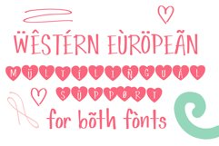 Simple Love Font Product Image 4