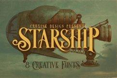 Starship Typeface Product Image 1