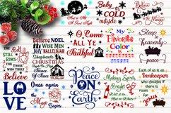 Christmas digital bundle of 22designs - SVG, PNG & PDF Product Image 3