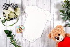 Farmhouse Baby Wear Craft Mockup Styled Stock Photo Bundle Product Image 3