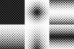 24 Square Patterns AI, EPS, JPG 5000x5000 Product Image 3