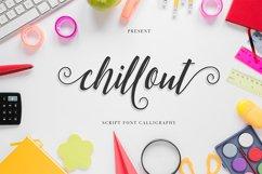chillout Script Font Product Image 2