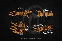 Hunterlife-Blackletter Font Product Image 6