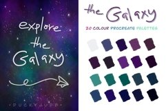 Procreate Color Palettes, The Galaxy Product Image 1