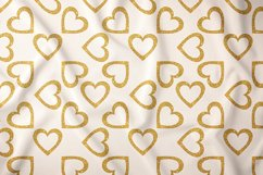Golden Hearts. PNG, JPG Product Image 4