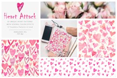 Heart Attack: Watercolor Prints Product Image 4