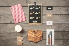 Watercolor dumplings set and Bonus! Product Image 5