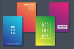 Abstract Modern Banners Product Image 1