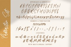 Barista Heraly - Handwritten Font Product Image 15
