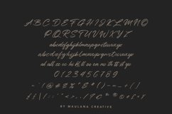 Outeris Calligraphy Font Product Image 4