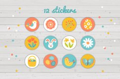 Easter Gift Tags, Stickers, Tapes Product Image 5