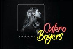 Eather | Modern Grunge Typeface Product Image 6