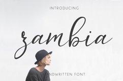 Zambia Script Product Image 1