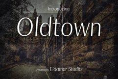 Oldtown Font Product Image 1