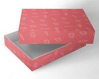 Christmas digital paper, Christmas ornament Product Image 5