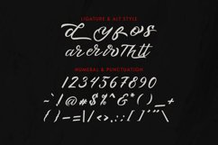 Beyondy Handwritten Script Typeface Product Image 6