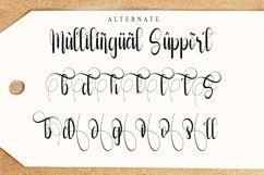 Solaytia | Modern Script Font Product Image 3