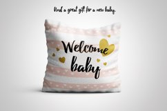 Baby shower set - It's a girl Product Image 5