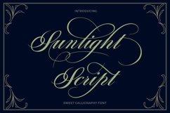 Sunlight Script Product Image 1