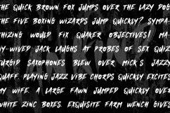 MANKIND - SVG Brush Font Product Image 4