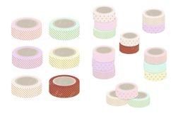 Masking TapeIllustration Clipart Product Image 2